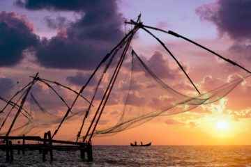 chinese fishing nets in Kochi