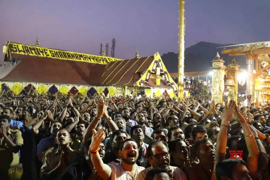 Sabarimala-Sannidhanam