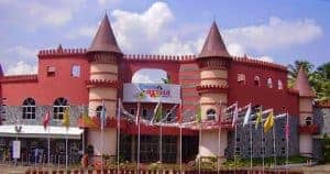 Dream World park Front View