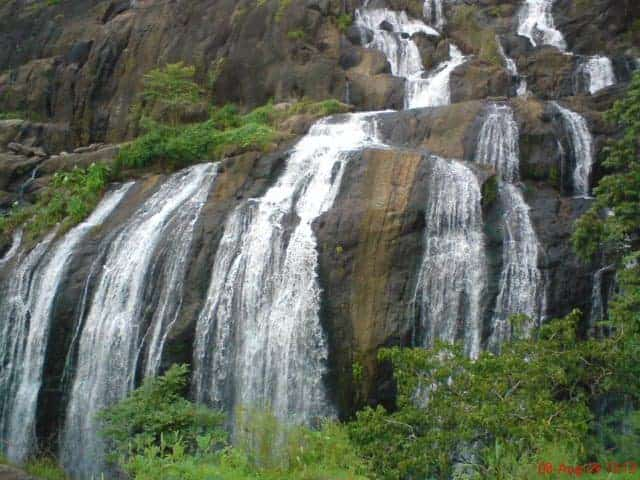 Marottichal Waterfalls
