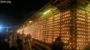Maha Shivarathri at Vadakumnathan Temple