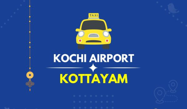 Kochi Airport to Kottayam Taxi (Featured Image)