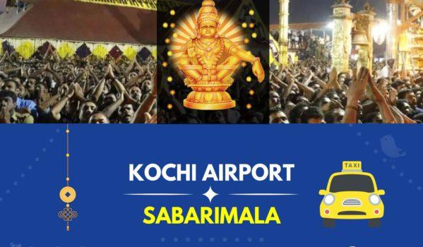 Kochi Airport to Sabarimala Taxi( Featured Image )