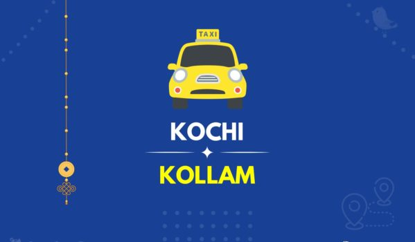 Kochi to Kollam Taxi featured image