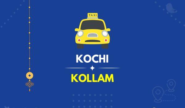 Kochi to Kollam Taxi featured image