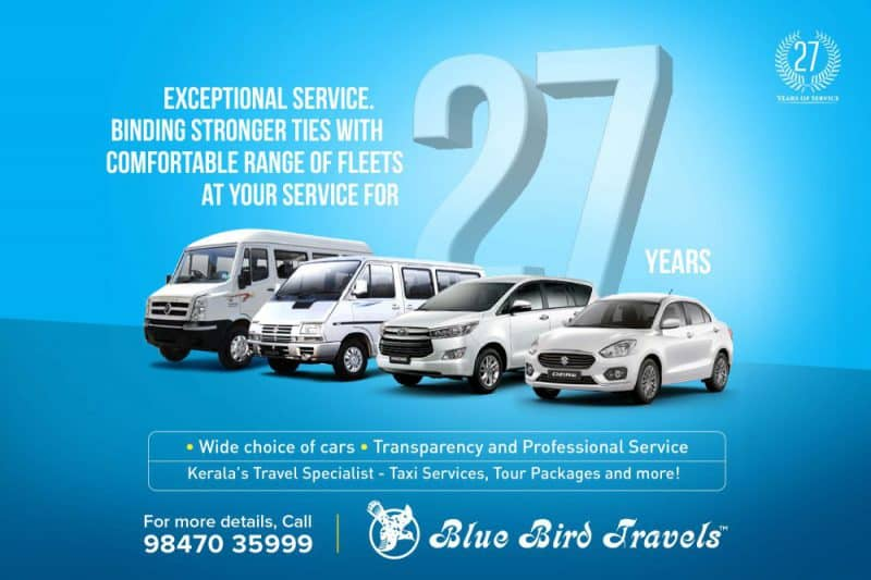 Wide fleet of Cars at Kochi for Corporate Use