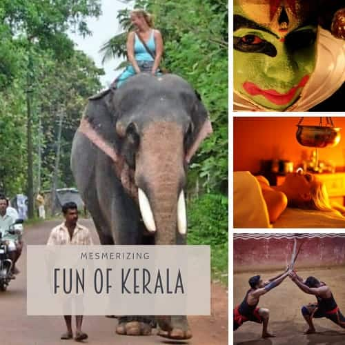Fun in Kerala