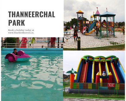 Collage of Thanneerchaal Park