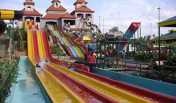 Wonder Splash at Wonderla Kochi
