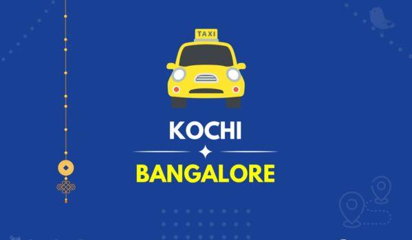 kochi to bangalore featured image