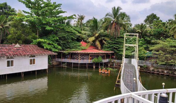 Agricultural theme park