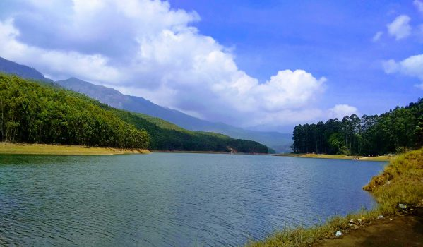 Thrilling View of hills & and Lagoons
