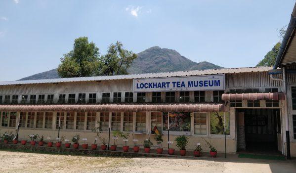 Outside view of Lockhart Tea museum
