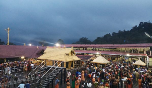 image of sabarimala temple