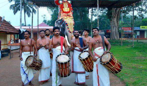 Shiveli at Kaduthuruthy Mahadeva Temple