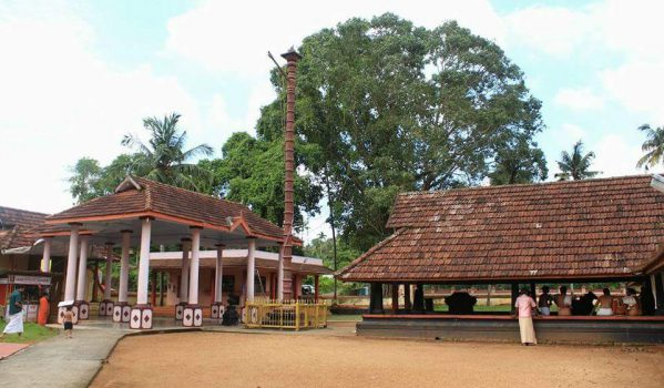 Chottanikkara Temple - The embodiment of all three forms of Shakti 1