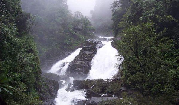 Waterfalls at Aralam