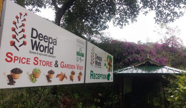 Spices Shop & Garden