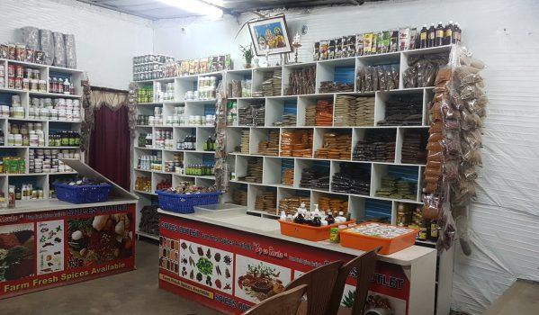 Spices & Ayurvedhik Shop